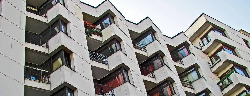 Multi Unit Apartment Building
